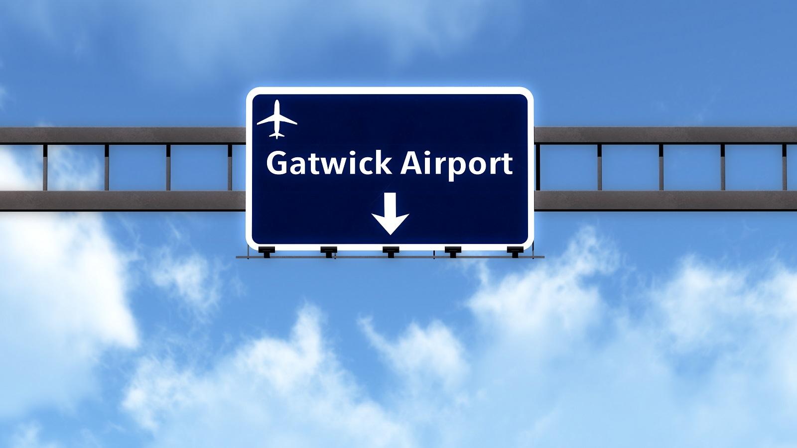londen gatwick airport